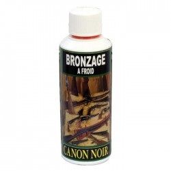 Bronzage a froid CANON NOIR