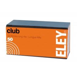 Cartouches Eley Club cal. 22 LR