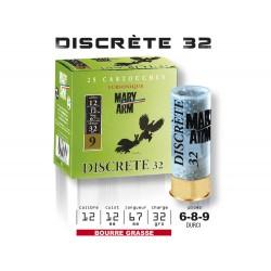 Cartouche mary arm Discrète 32 BG Mary Arm