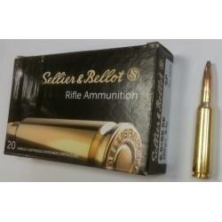 Balle de chasse calibre 6,5x55 SE
