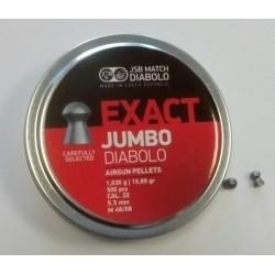 Plomb JSB Exact Jumbo 5.5 mm
