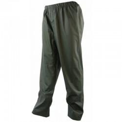 Pantalon de pluie vert