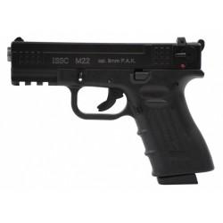 Pistolet de défense semi automatique ISSC M 22