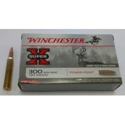 Munitions Winchester pour...