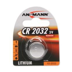 PILE CR2032 3 VOLTS - ANSMANN