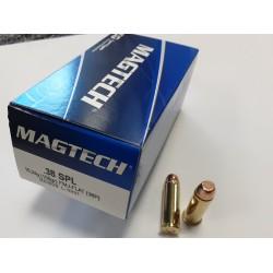 Cartouches Magtech 38SPL