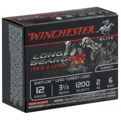 CARTOUCHES WINCHESTER XR...