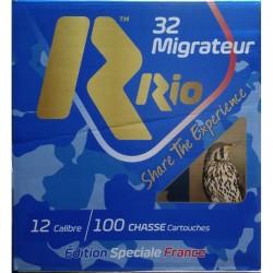 CARTOUCHES  RIO 12/70 PACK...