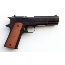 Pistolet CHIAPPA 911bronzé, cal 9 mm à blanc / gaz, chargeur 8 coups.
