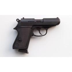 Pistolet d'alarme et de défense CHIAPPA 9 mm blanc / gaz, capacité chargeur 5 coups