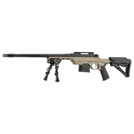 Carabine MOSSBERG MVP serie CC tactical bolt action 308 W