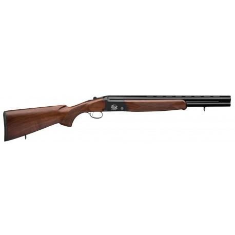 Fusil COUNTRY Slug EXT. MDS. Cal 12/76 canon 51cm lisse cylindriques pour tir à balles, hausse et guidon fibre optique.