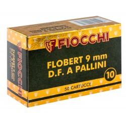 CARTOUCHE FIOCCHI 9mm DB CH PB7.5 BTE DE 50