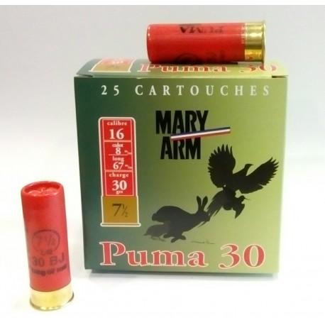 Cartouche MARY ARM Puma 30 BJ
