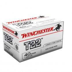Target 22, munitions 22lr - Winchester